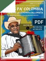 Festival vallenato 2019
