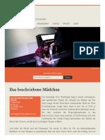 O-Ton Haltern Am See Tagebuch Der Anne Frank Zerban