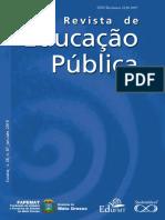 Revista de Educacao Publica v 28 n 67 Janabr 2019