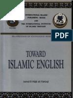 Toward Islamic English