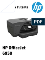 Officejet6950 Manuale d'Uso