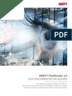 Brochure Finereader 14 Es