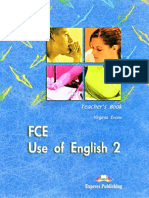 FCE Use of English 2 (2008)-Teacher's