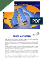 Información Cubiertas UPVC - FIBROMATH