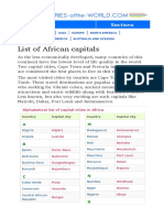 Capitals of Africa.html