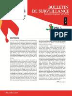 Bulletin de Surveillance Epidemiologique VIHSida No 19, Decembre 2018