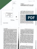 13 - Bruner, J. (1995). Cap 2 La Psicologia Popular Como Instrumento de La Cultura. en Su Actos de Significado. Mas Alla de La Revolucion Cognitiva