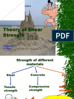 2.Theory of Shear Strength WEEK 2 1