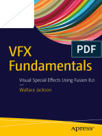 Vfx Fundamentals Visual Special Wallace Jackson