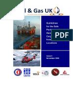 Safe Cargo Handling Guidelines