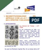 Boletin Legal N° 154_despido_baja caja