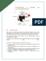 Estado Nutricional a Partir de Indicadores Antopometricos (1)