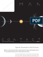 Human Contact — Dreamation 2010 Preview