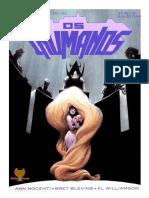 Os Inumanos - Graphic Novel (Gibiscuits)