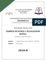 Comunicacion Analogico Nº3 - Vega Sotelo