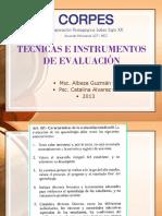 3.Técnicas e Instrumentos