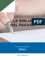 Contrato de Adhesion y Clausulas Generales