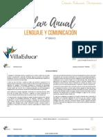 Planificacion Anual - LENGUAJE Y COMUNICACION - 4Basico.pdf