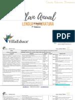 Planificacion Anual - LENGUA Y LITERATURA - 7Basico.docx