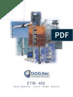 ETW 400 Brochure
