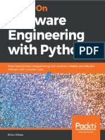 Hands-On Software Engineering With Python 1st Edition