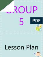 Lesson Plan CEFR