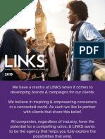 LINKS WorldGroup Capabilities 2019