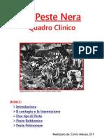 La Peste - Quadro Clinico