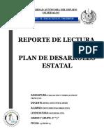 Reporte_plan de Desarrollo Estatal_omar Ortiz