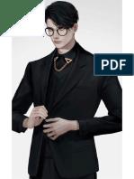 Ilustrações de Moda Digital Masculino