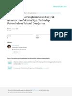 (3)Paper Uji Ganoderma (JSK KimiaUSU Unacredited)