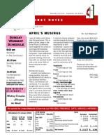 0219 Newsletter