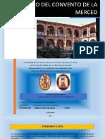 Diapositiva Del Museo de La Merced (1)