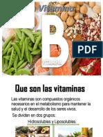 Diapositvas de Vitamina B