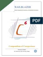 Trailblazer C6 - Compendium of Conspectuses