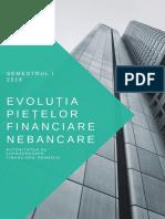 Evolutia Pietelor Financiare Nebancare s1 2018