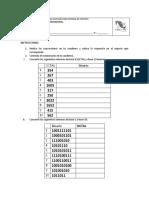 Actividad 03 Octal Hexadecimal