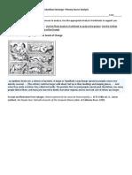 columbian exchange primary source analysis