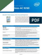 Dual Band Wireless Ac 9260 Brief
