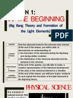 lesson1inthebeginningbigbangtheoryandtheformationoflightelements