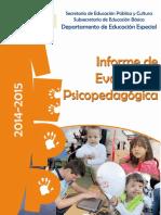 INFORME DE EVALUACION PSICOPEDAGOGICA.docx