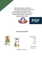 Tiki Restaurant