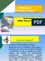 Calculos de Prestaciones Panama
