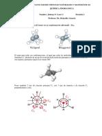 Simetría Molecular Del Ethane Alternado