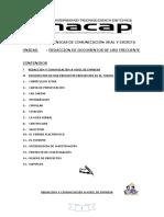 Redaccion de Documentos y Comunicación a Nivel de Empresa