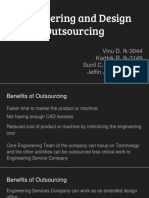 Engineering and Design Outsourcing