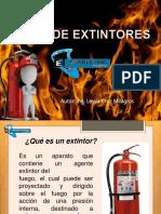 Ppt Uso de Extintor