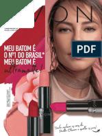 Folheto Avon Cosméticos - 05/2019