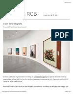 el adn de la fotografía – jpg en RGB