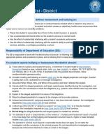 bullying checklist - district 2017-11-29